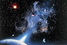 VLIES Fototapete-UNIVERSUM-400x260 cm-8
