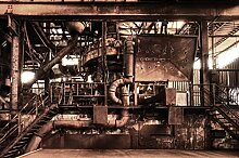 VLIES Fototapete-VINTAGE CARLSHUETTE-350x260 cm-7