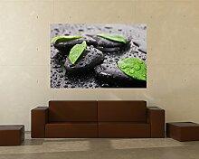 Vlies Fototapete - Zen Steine IV - 180x120 cm -