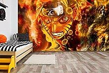 Vlies Fototapeten Ninja 3D Wandbilder Vlies Tapete