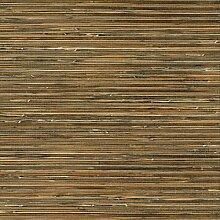 Vlies Tapete Japan Gras Optik Sisal Natur Optik