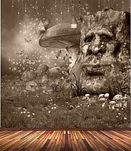 Vlies Tapete Poster Fototapete Fantasy Baummann