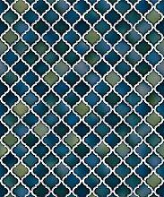 Vlies Tapete Stein Keramik Mosaik Fliesen