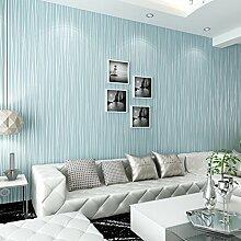 Vlies tapete streifen, Moderne Minimalistischen Tv hintergrund Hotel Schlafzimmer Tapete-A