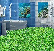 Vlies Tapete Wandbilder 3D Self Adhesive Turf Lawn