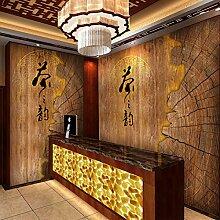 Vlies Tapete Wandbilder Chinese Tea Culture And