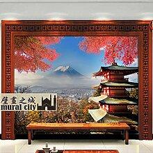 Vlies Tapete Wandbilder Der Japanischen Fuji