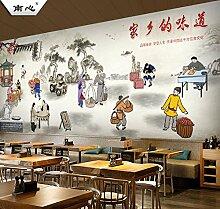 Vlies Tapete Wandbilder Large Antique Chinese
