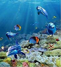 Vlies Tapete Wandbilder The Underwater World Of