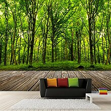 Vlies Tapete Wandbilder The Woods Large Murals