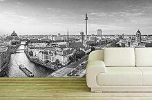 Vlies Tapete XXL Poster Fototapete Berlin Spree