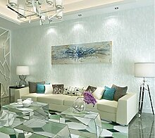 Vlies Wand Tapete Grün für Wohnzimmer, Korridor