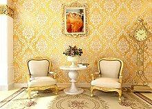 Vliestapete 3D Golden 15005 Tapete Wallpaper