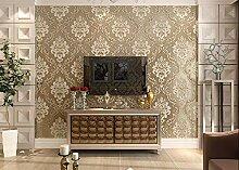 Vliestapete 3D Kaffeefarbe 15003 Tapete Wallpaper