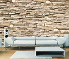 Vliestapete Asia Stone Natur VT239