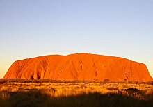Vliestapete Ayers Rock Sunset Natur 400cm x 280cm