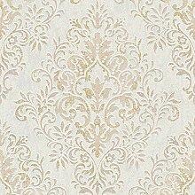 Vliestapete Barock-Tapete Ornament-Tapete 339244