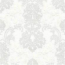 Vliestapete Barock-Tapete Ornament-Tapete 361661
