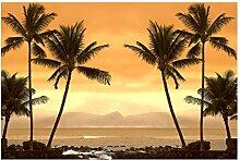 Vliestapete - Caribbean Sunset II - Fototapete