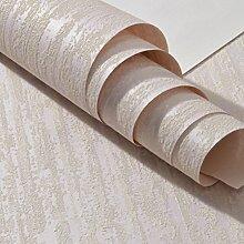 Vliestapete/Carving-Prozess-Tapete/Einfach und schlicht-Tapete/Wohnzimmer Schlafzimmer Tapeten/Den Teppichboden Tapete-C