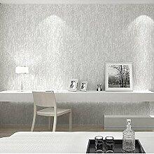 Vliestapete einfarbig moderne minimalistische Wohnzimmer Schlafzimmer Hotel , 4