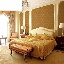 Vliestapete European-Style Wohnzimmer Schlafzimmer Tapeten-B