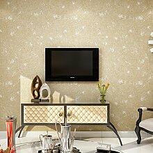 Vliestapete/faux Betonwände von Tapeten/einfarbige schlichte/Wohnzimmer Kleidung Shop Wallpaper/Teppichboden Tapete-A