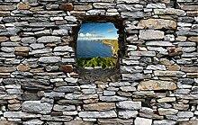 Vliestapete Fototapete in 3D-Optik Irland