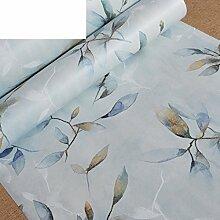 Vliestapete/Frische Garten Blätter Muster