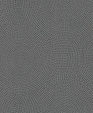 Vliestapete grau metallic Punkte Rasch Home Vision 4 Zen Garden Tapete 431339