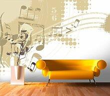 Vliestapete Musik Hobby VT77 Größe:400x280cm,