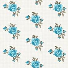 Vliestapete Rasch Textil Pretty Nostalgic Floral