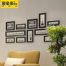Vliestapete Salon Schlafzimmer TV Hintergrundbild