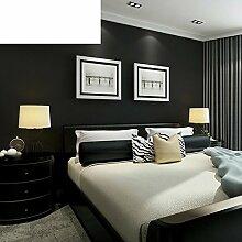 Vliestapete/Silk Wallpaper/Schlafzimmer Wohnzimmer Tapete/Den TV Hintergrundwand Tapete/weiße schwarze Tapete-A