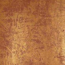 Vliestapete Tapete Bordeaux und Bronze glänzend