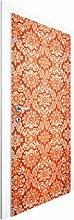 Vliestapete Tür - Barocktapete - Türtapete , Größe HxB: 215cm x 96cm
