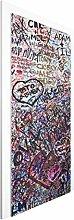 Vliestapete Tür - Verona - Romeo & Julia - Türtapete , Größe HxB: 215cm x 96cm