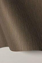 Vliestapete Vinyl Tapete mit Baummuster Braun Grau