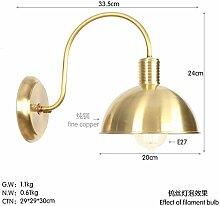VLING Wandlampe, Rustic/Lodge Swing Arm Lichter