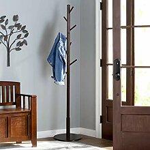 Vlush Garderobenständer Freistehend Baum