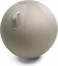 VLUV LEIV Stoff-Sitzball, ergonomisches Sitzmöbel
