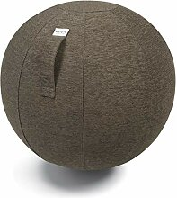 VLUV STOV Stoff-Sitzball, ergonomisches Sitzmöbel