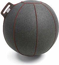 VLUV VELT Filz-Sitzball, ergonomisches Sitzmöbel