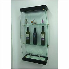 VM ART DESIGN GLASS Wand glasvitrine VM3022T-BOP