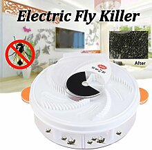 Voberry Elektrische Fliegenfalle Gerät mit