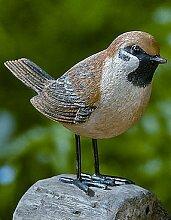 Vogel Bewegungsmelder mit Vogelgesang 2