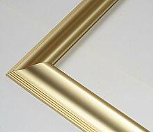 Vogel Design Bilderrahmen - Aluminium Köln Gold