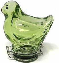 Vogel Frischhaltedose, 250 ml, buntes Glas Large