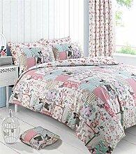 Bettwäsche Mittig Satin Streifen Marineblau Grün Silber Weiß Einzel Bettwäsche Verschiedene Stile Bettwaren, -wäsche & Matratzen