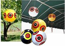 Vogelabwehr Ballons